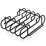 KALREDE Rib Rack-Non-Stick-Outdoor Grill BBQ Accessories - Best Reviews Guide