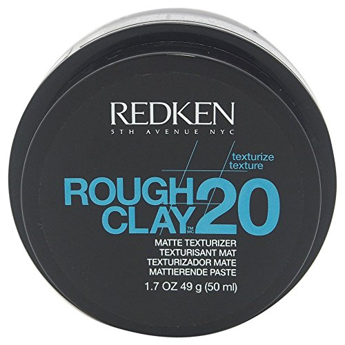 Redken Rough Clay 20 Mattierende Paste 50ml - Light Molding Paste