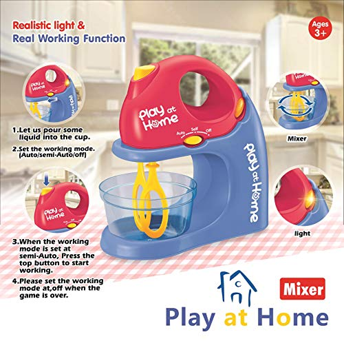 Kids Pretend Play Realistic Kitc...