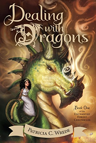 Buchseite und Rezensionen zu 'Dealing with Dragons (Enchanted Forest Chronicles)' von Patricia C. Wrede