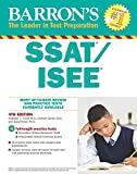 Barron's SSAT/ISEE: Secondary School Admission test/Independent School Entrance Exam
