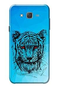 Samsung Galaxy J5 Back Case KanvasCases Premium Designer 3D Printed Lightweight Hard Cover
