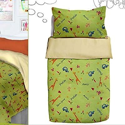 710032 Saco Nórdico Invierno Maxicuna 70x140cm LittlePetit Green (Obsequio Guía de guías para padres)