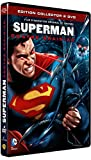 Superman contre Brainiac - DVD - DC COMICS
