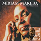 Miriam Makeba-Definite Collection