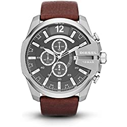 DIESEL DZ4290 - Reloj (Reloj de pulsera, Masculino, Acero inoxidable)