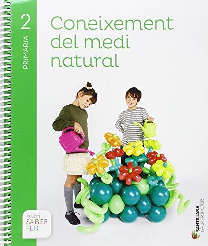 Coneixement del medi natura 2 primaria saber fer