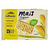 Galbusera Mais Cracker con Farina e Olio di Mais 400 g