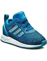 premium selection 953b9 c1ca4 Adidas - Adidas Zx Flux Adv El I Scarpe Sportive Bambino Blu - Blu, 20