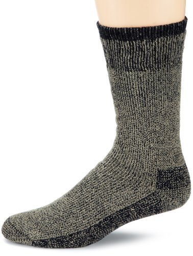 Crew Heavyweight Crew Socken (Fox River Outdoor Wick Dry Explorer kaltem Wetter Socken, Herren, khaki)