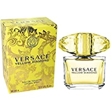PROFUMO DONNA VERSACE YELLOW DIAMOND 90 ML EDT 3,0 OZ 90ML EAU DE TOILETTE POUR (La Maison Cristallo)