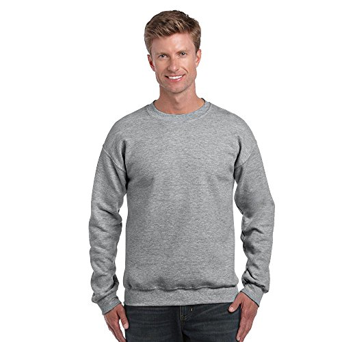 Gildan – DryBlend Crewneck Sweatshirt 'Set in Sweat'