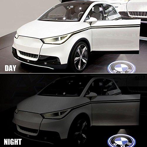 Türbeleuchtung Definition Autotür Projektion LED Door Shadow Licht Logo (2Stk) - 3