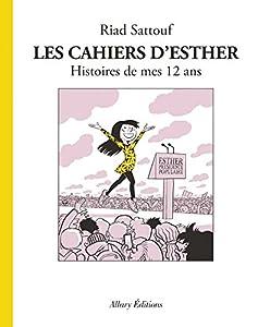 """Afficher """"Les Cahiers d'Esther n° 3<br /> Histoires de mes 12 ans"""""""