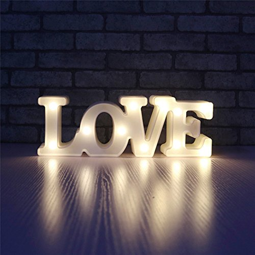 Marquee wedding decorations amazon jun l cute love marquee sign for wedding decorations led light up love letters and illuminated wedding signs gift for home decor junglespirit Choice Image