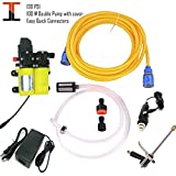 Tech Trendz Carcare 130 Psi 230 Ac High Pressure Car And Bike Washer For Home