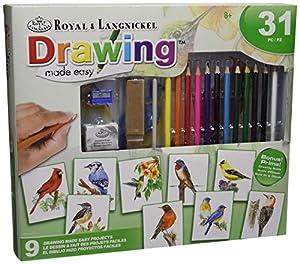 Royal & Langnickel - Lápices de Colores (AME-101)