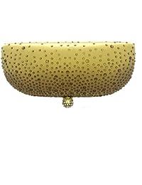 Victoria Delef , Sac à main pour femme or or