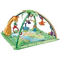 Mattel K4562 - Fisher-Price Rainforest Erlebnisdecke preisvergleich bei kleinkindspielzeugpreise.eu