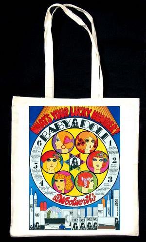 baby-doll-werbung-13-juli-1968-tote-bag