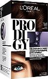 L'Oréal Paris Prodigy Coloration Permanente à l'Huile Sans Ammoniaque 3,0 Châtain Foncé