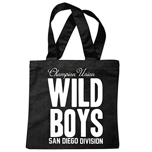 sac à bandoulière WILD BOYS SAN DIEGO DIVISION COLLEGE ÉQUIPE PLAYER TEAM USA AMÉRIQUE LOS ANGELES CALIFORNIA BROOKLYN NEW YORK CITY MANHATTAN RUGBY BASEBALL FOOTBALL FOOTBALL Sac école Turnbeutel e