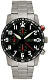 Astroavia Herren-Armbanduhr Chronograph Quarz N63S-10ATM