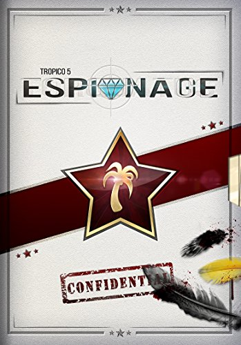 Tropico 5 - Espionage [PC Steam Code]