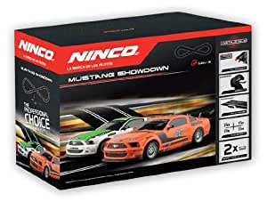 Modélisme circuit mustang showdown set ninco