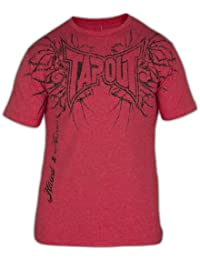 Tapout T-Shirt Bones in Rot