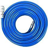 Scheppach Tuyau à air comprimé en PVC 15m Lot de 1, Bleu, 7906100711
