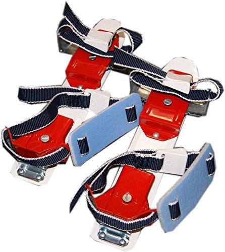 Pro Glider (TecnoPro Gleitschuh Glider M (Größe: 30 bis 36, rot))