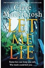 Let Me Lie: The Number One Sunday Times Bestseller Paperback