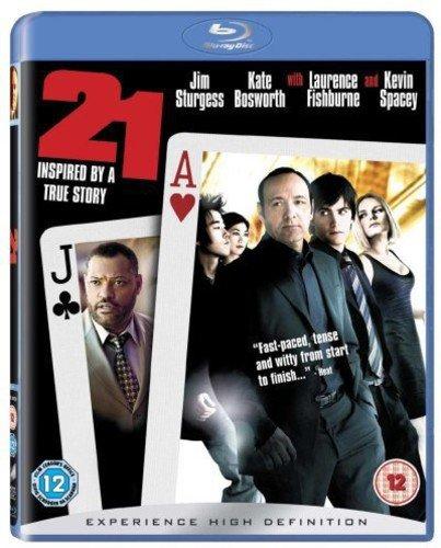 21 [Blu-ray] [UK Import]