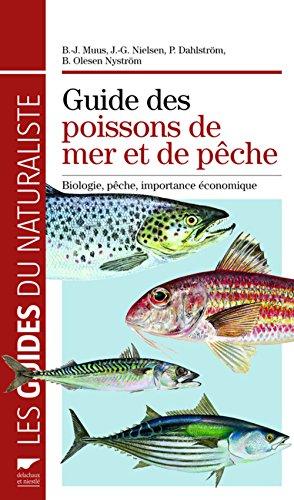 Guide des poissons de mer et de pêche par Bent J. Muus