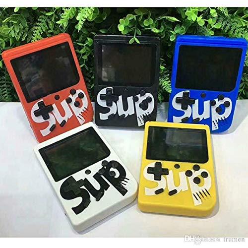 Sup Console Videogioco Portatile 400 Giochi 8 Bit TV Colori Retro Game Boy