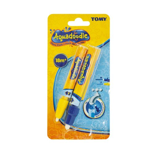 Tomy Aquadoodle - E72392 - Pack de 2 Stylos Aquadoodle