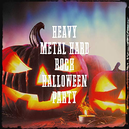 Heavy Metal Hard Rock Halloween Party