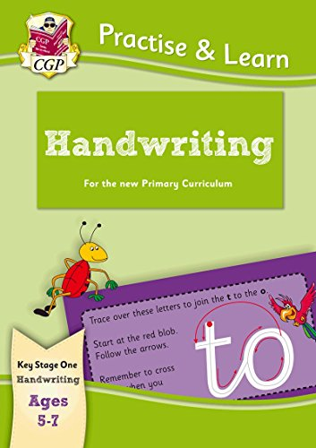 Practise & Learn: Handwriting (ages 5-7)