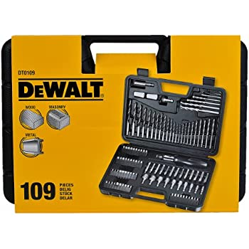 DeWalt DT9293-QZ 100 Piece Drilling and Screwdriving Bit Set