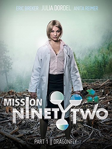 Mission NinetyTwo - Dragonfly