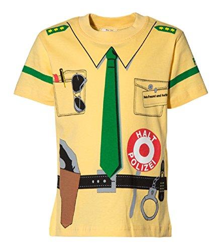 rm T-Shirt gelbgrün Gr. 92 bis 146 (128/134) ()