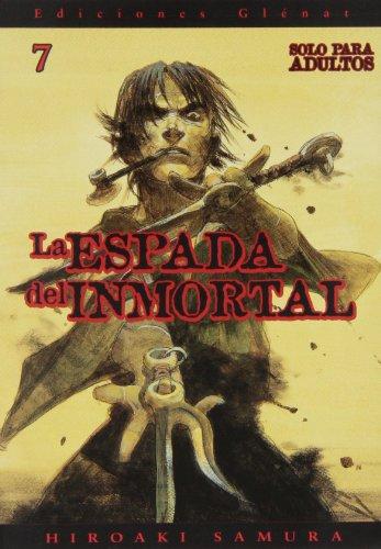 La espada del inmortal 7 / The Blade of the Immortal par HIROAKI SAMURA