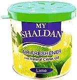 #10: My Shaldan Lime Car Air Freshener (80 g)
