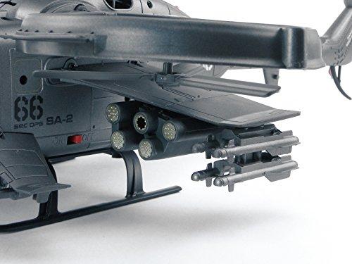Feilun Scale Militär RC-Hubschrauber - 7