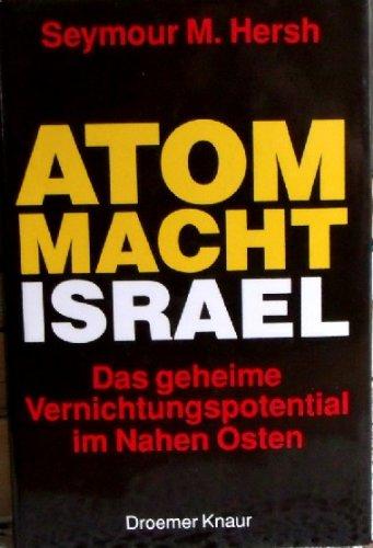 Atommacht Israel