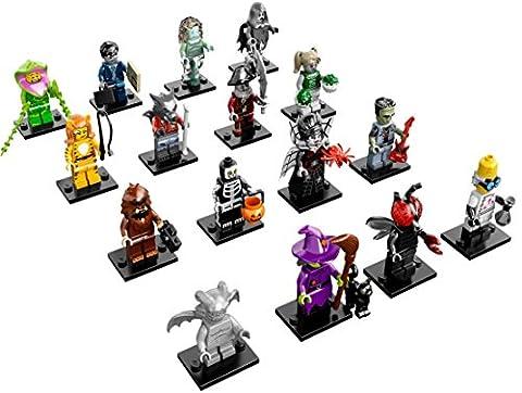 Lego 71010 Minifigures - Série 14 Monstres - Collection des 16 personnages
