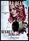 Secret McQueen, tome 2 : Secret sanglant par Dean