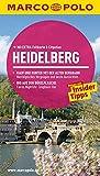 MARCO POLO Reiseführer Heidelberg: Reisen mit Insider Tipps. Mit Extra Faltkarte & Reiseatlas - Christl Bootsma