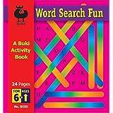 Word Search Fun by Buki